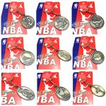 NBA Team Keychains