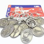 NBA Team Keychains-3