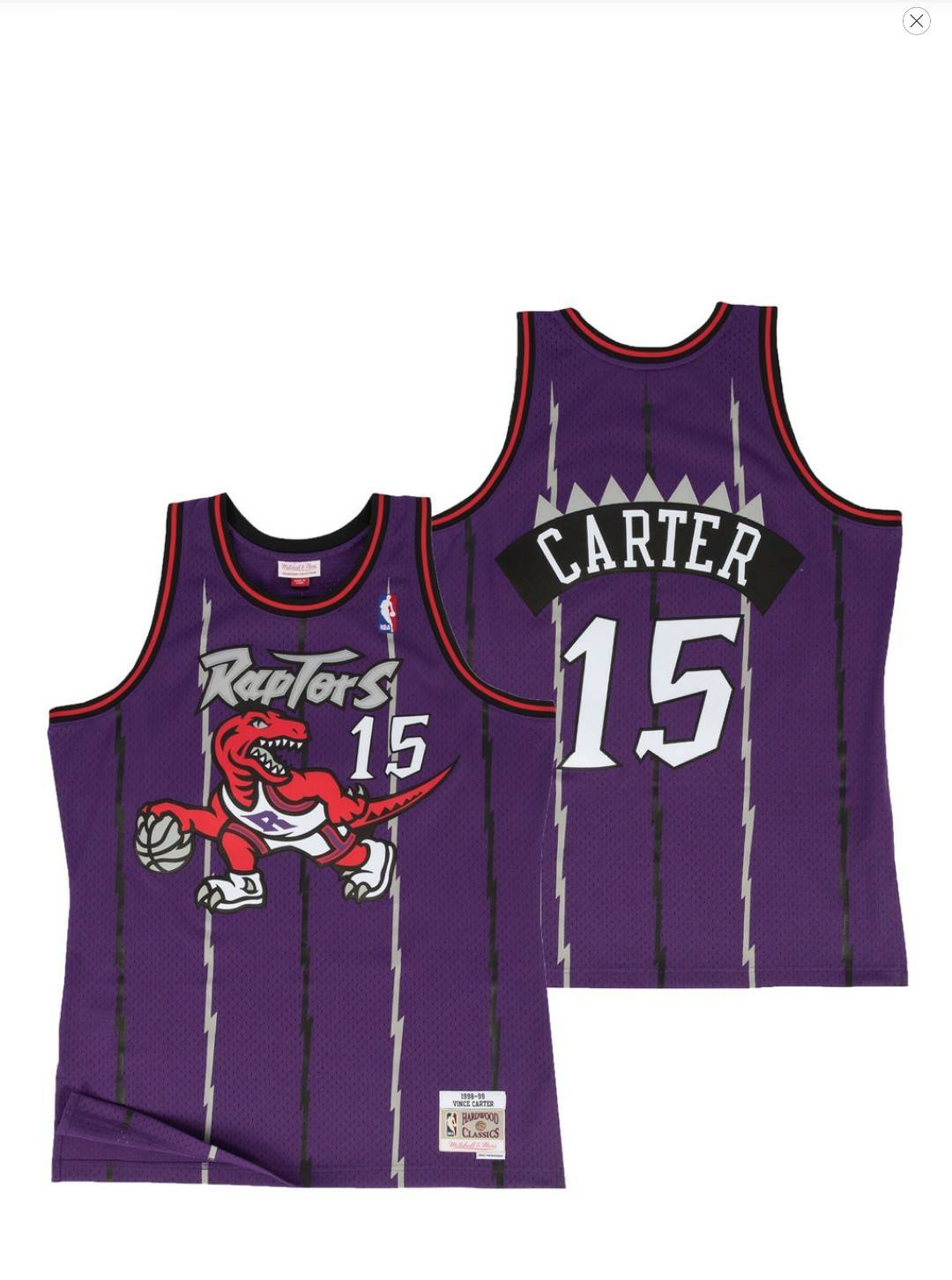 Заказать поиск баскетбольной джерси Vince Carter Swingman Jersey Toronto Raptors
