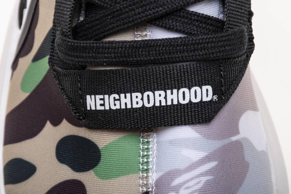 adidas POD S3.1 Bape x Neighborhood Camo-11