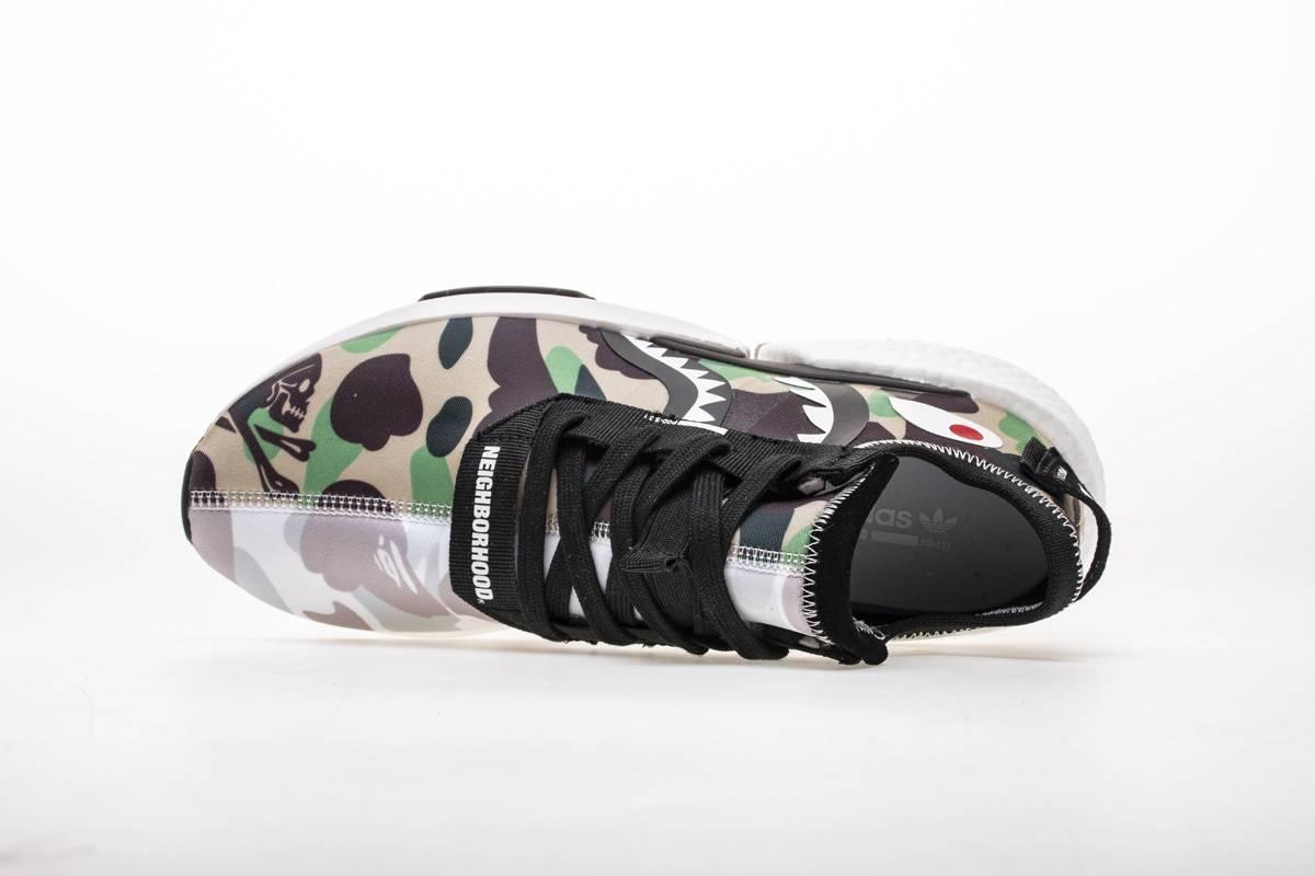 adidas POD S3.1 Bape x Neighborhood Camo-16
