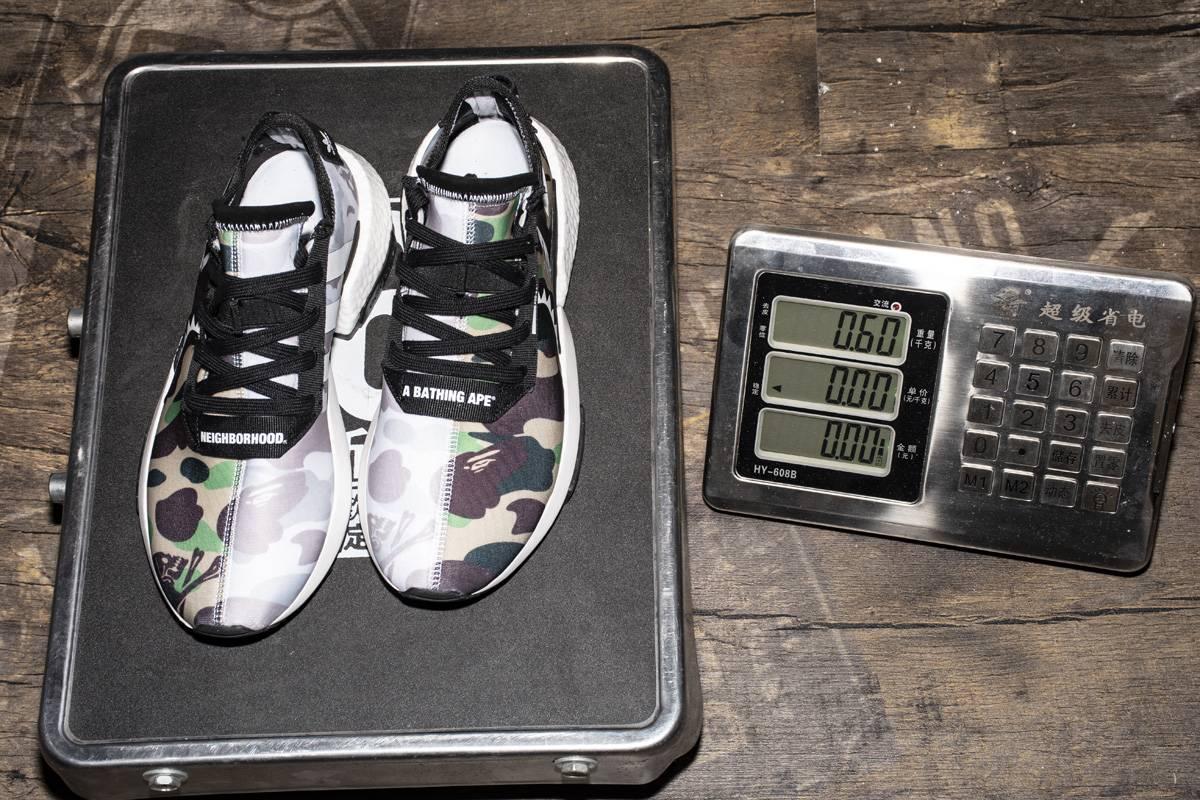 adidas POD S3.1 Bape x Neighborhood Camo-2