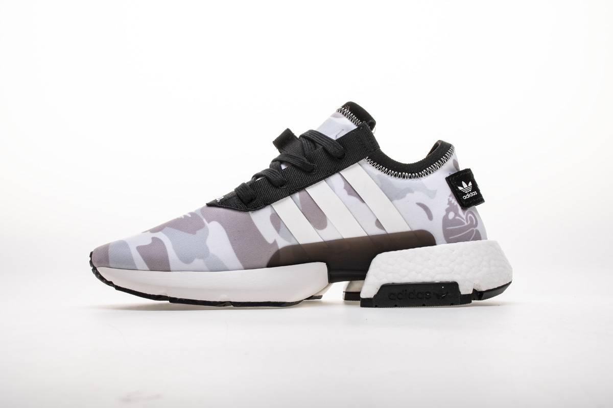adidas POD S3.1 Bape x Neighborhood Camo-22