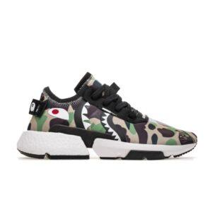 Заказать поиск кроссовок adidas POD S3.1 Bape x Neighborhood Camo