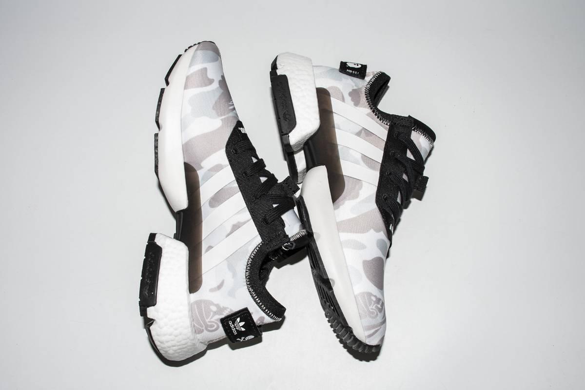 adidas POD S3.1 Bape x Neighborhood Camo-5