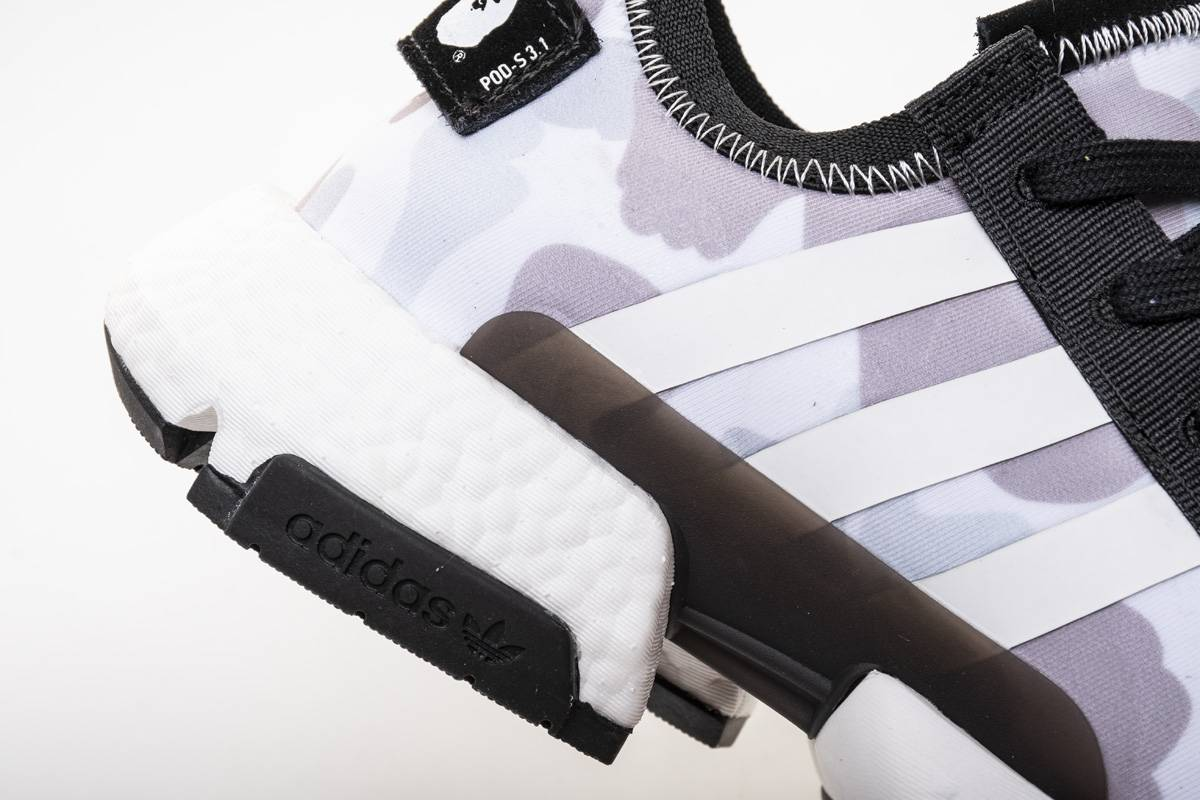 adidas POD S3.1 Bape x Neighborhood Camo-6