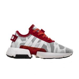 Заказать поиск кроссовокadidas POD S3.1 Bape x Neighborhood Red с бесплатной доставкой и подарком