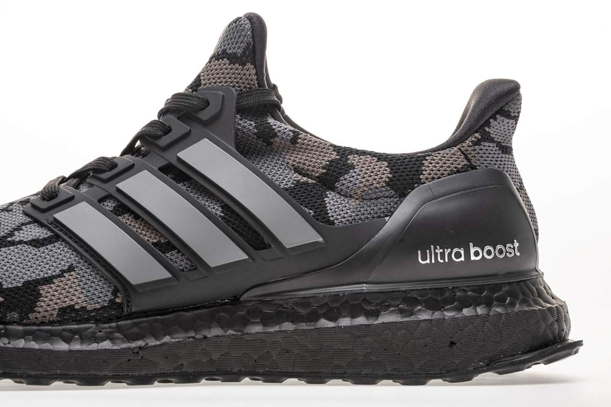 adidas Ultra Boost 4.0 Bape Camo Black-14