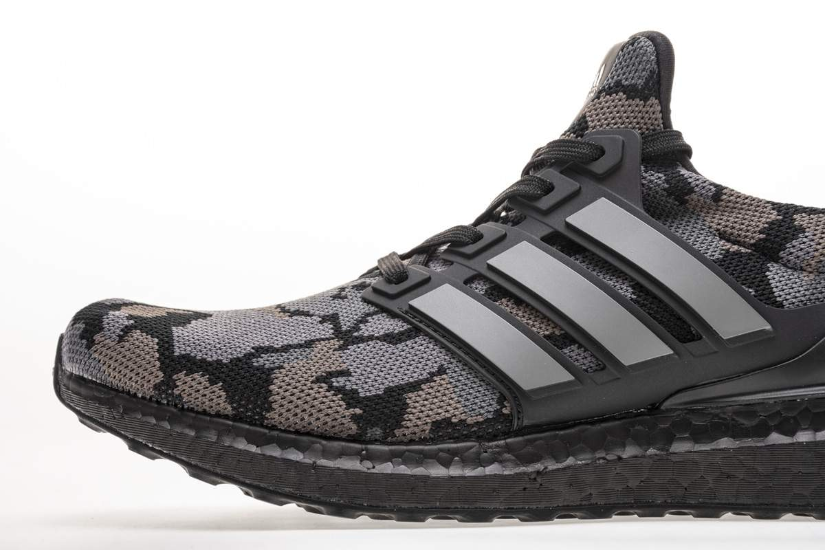 adidas Ultra Boost 4.0 Bape Camo Black-15