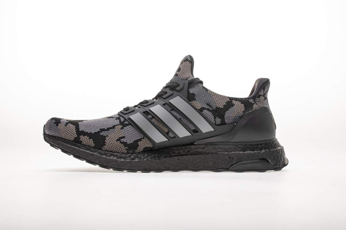 adidas Ultra Boost 4.0 Bape Camo Black-19