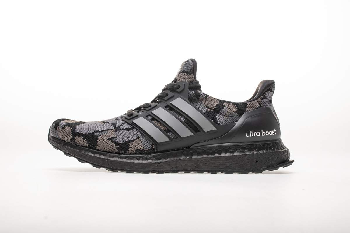 adidas Ultra Boost 4.0 Bape Camo Black-20