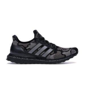 Заказать поиск кроссовок adidas Ultra Boost 4.0 Bape Camo Black