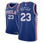 2018-19 Jimmy Butler 76ers #23 Icon Blue