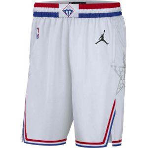 Заказать поиск шорт 2019 NBA All-Star Shorts - White Swingman
