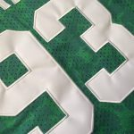 BAPE x Mitchell & Ness Celtics ABC Swingman Jersey Green-1