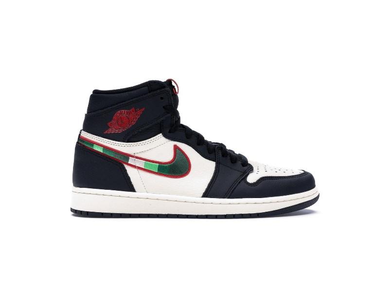 Заказать поиск кроссовок Jordan 1 Retro High Sports Illustrated