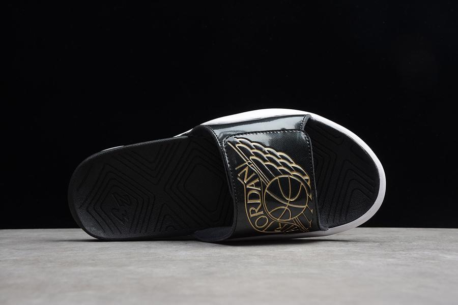 Заказать поиск шлёпанец Jordan Hydro 7 Slide Black Gold