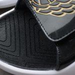 Jordan Hydro 7 Slide Black Gold-5
