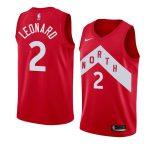 Toronto Raptors #2 Kawhi Leonard Earned