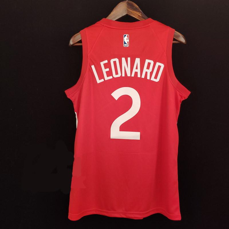 2018-19 Toronto Raptors #2 Kawhi Leonard Earned