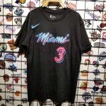 Wade Miami Heat Vice Nights Tee-1