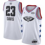 2018-19 Anthony Davis Pelicans #23 All-Star White