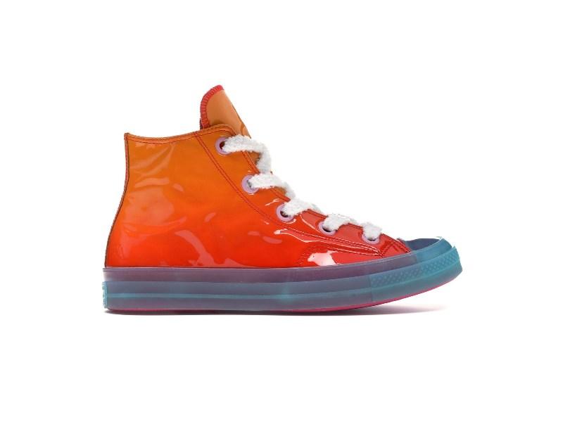 Заказать поиск кроссовок J.W. Anderson x Chuck 70 High Top Toy с бесплатной доставкой.