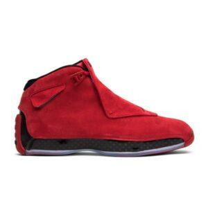 Заказать поиск кроссовок Jordan 18 Retro Toro с бесплатной доставкой