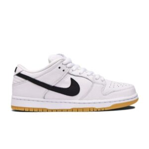 Nike SB Dunk Low Pro ISO Orange Label White