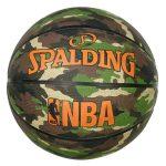 Spalding Baloncesto NBA Camuflaje Bosque