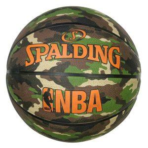 Заказать поиск мяча Spalding Baloncesto NBA Camuflaje Bosque