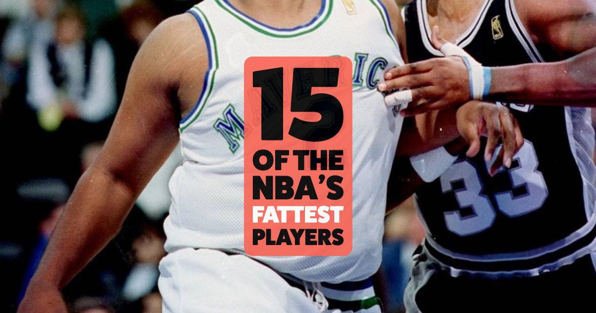 15 самых толстых игроков NBA за все время существования лиги