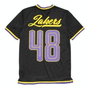 Заказать поиск футболки 2019 LA Lakers 48 NBA B2OTHER Tee