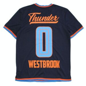 Заказать поиск футболки 2019 OKC 0 Westbrook NBA B2OTHER Tee
