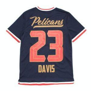 Заказать поиск футболки 2019 Pelicans 23 Davis NBA B2OTHER Tee