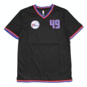Заказать поиск футболки 2019 Phila 76ers 49 NBA B2OTHER Tee