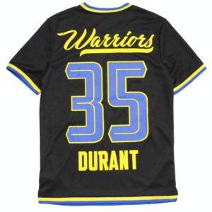 Заказать поиск футболки 2019 Warriors 35 Durant NBA B2OTHER Tee