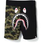 Заказать поиск шорт BAPE Shark Shorts Black с бесплатной доставкой