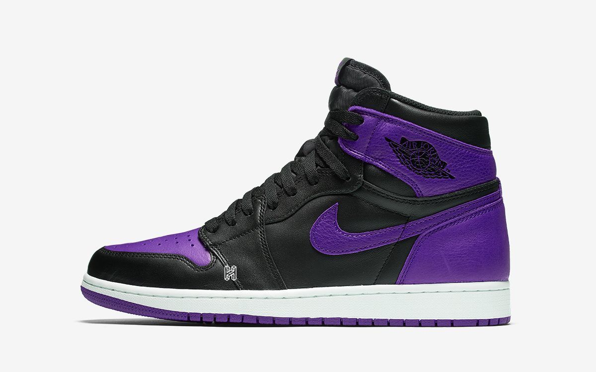 Bred-Blocked Court Purple Air Jordan 1 запланированы на 2020