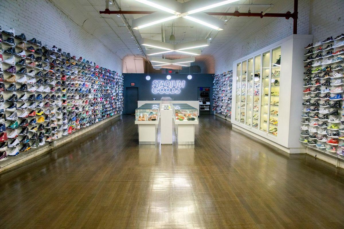 Десять лучших магазинов кроссовок в Нью-Йорке