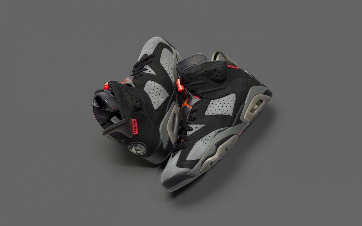 Детальный взгляд на PSG x Air Jordan 6