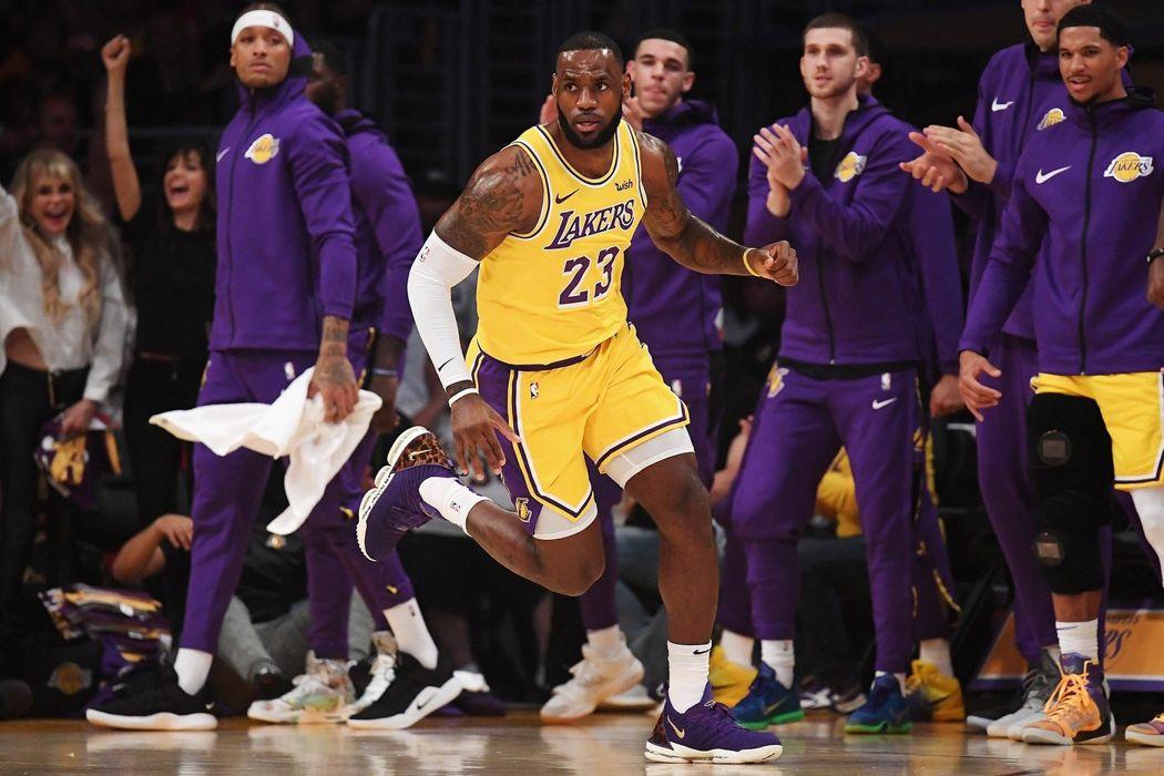 Джерси баскетболистов НБА стали самой раскупаемой вещью за 2018-2019гг