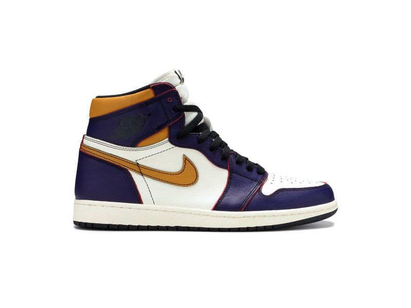 Jordan 1 Defiant SB LA to Chicago