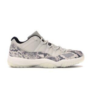 Заказать поиск кроссовок Jordan 11 Retro Low Snake Light Bone