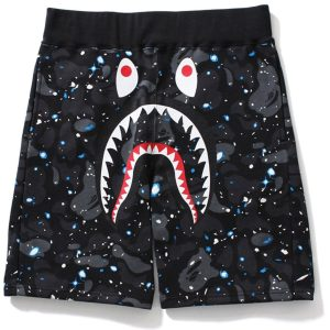 Заказать поиск шорт Shark Shorts Space Camo Glow In The Dark