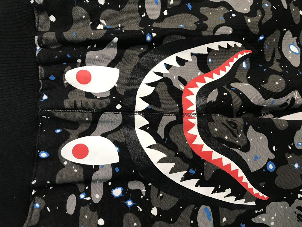 Заказать поиск шорт Shark Shorts Space Camo Glow In The Dark