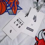 Supreme Nike NBA Teams Warm-Up Jacket White-14