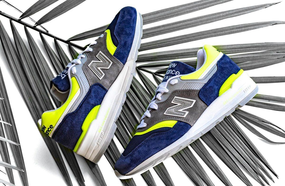 В продаже появилась новая модель Nautical New Balance 997