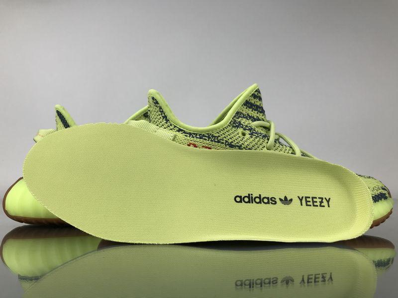 Yeezy Boost 350 V2 Semi Frozen Yellow-20