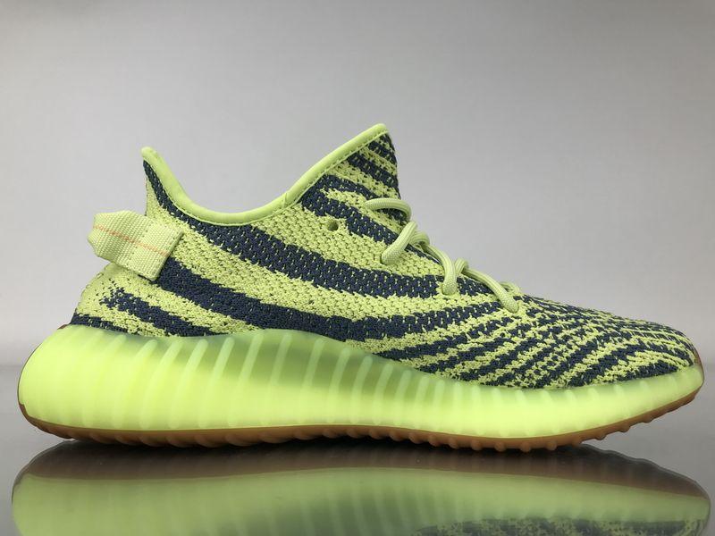 Yeezy Boost 350 V2 Semi Frozen Yellow-28